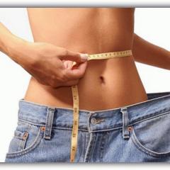 Как выполняется обряд на похудение, примеры