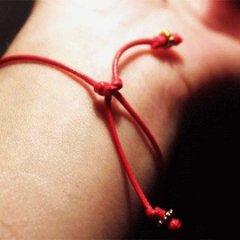Красная нить от сглаза - правила её применения