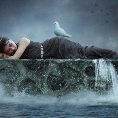 К чему снится купаться в реке по сонникам Хассе, Фрейда, Менегетти, Ванги