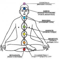 Муладхара чакра - способы улучшения работы энергетического центра
