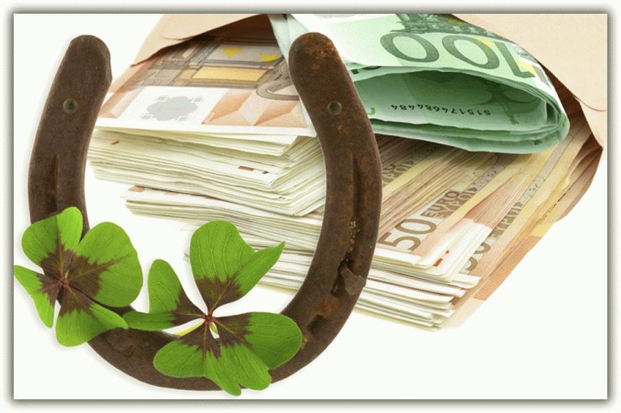 Что делать чтобы везло с деньгами