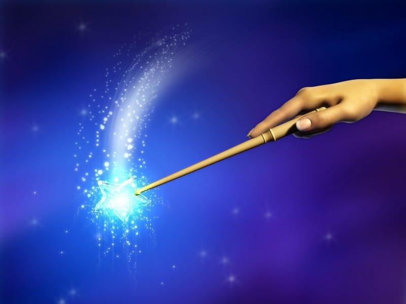 Как сделать волшебную палочку настоящую из карандаша