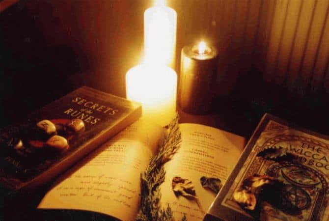 читаем приворот на девушку