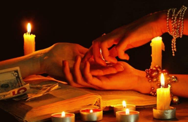 Быстрый приворот на секс на свечах