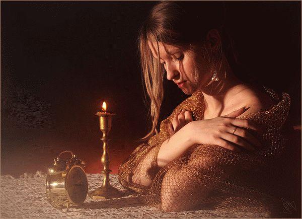 Молитва от приворота и колдовства матроне московской