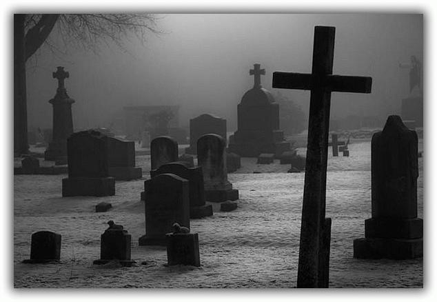 кладбищенская рассорка