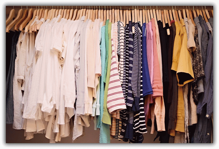 приворот на одежду и вещи