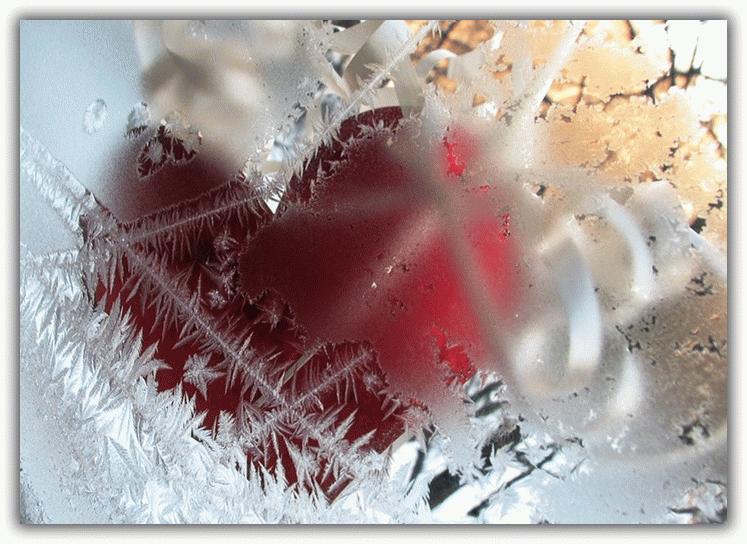замерзшее сердце