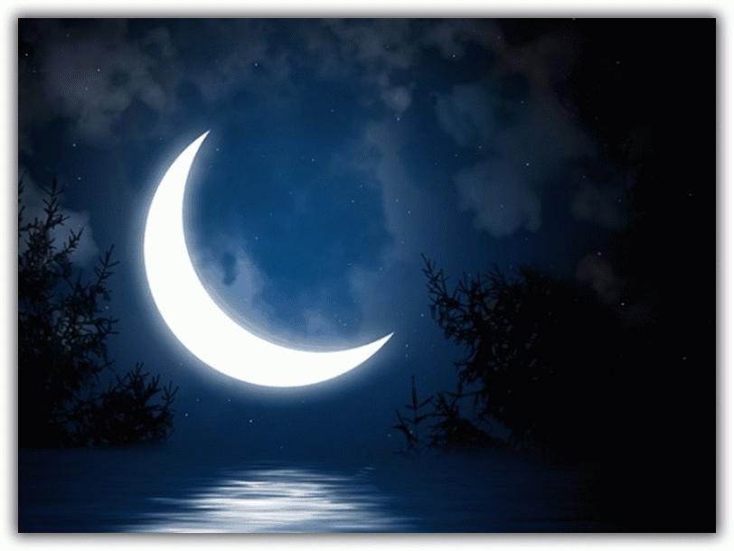 Привороты фото луну черная магия хомут