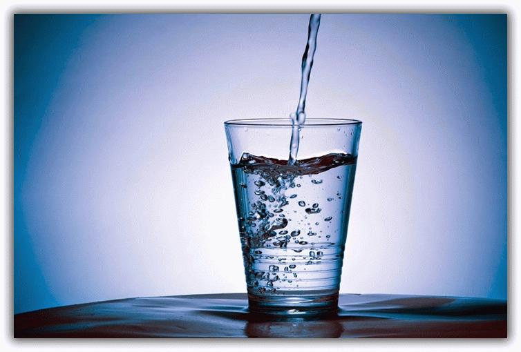 похудение на воде