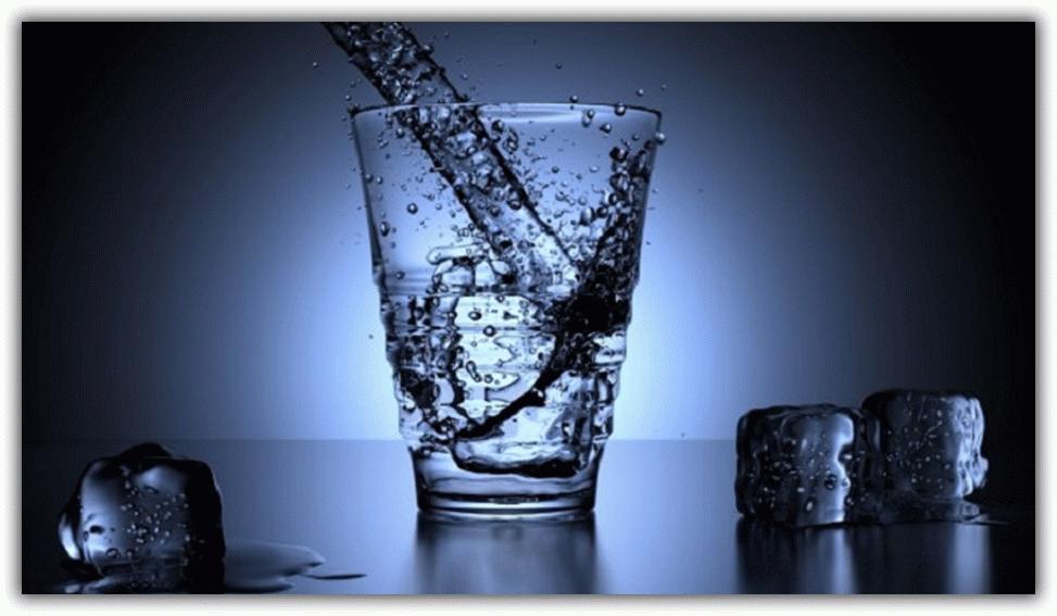 заговор на воду