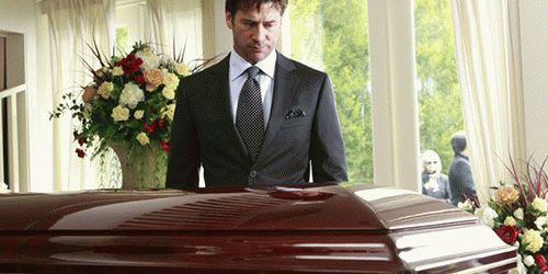 К чему снится смерть человека который жив?