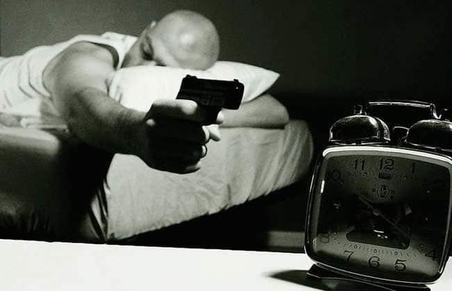К чему снится что тебя хотят убить?