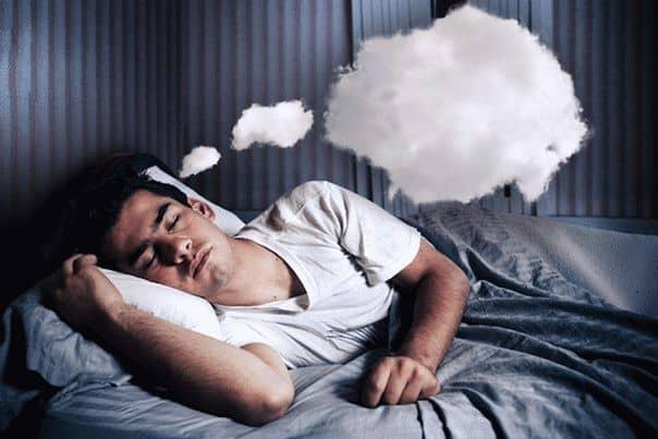 Видеть во сне одного человека постоянно