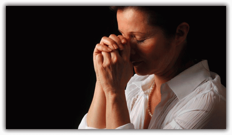 молитва о помощи