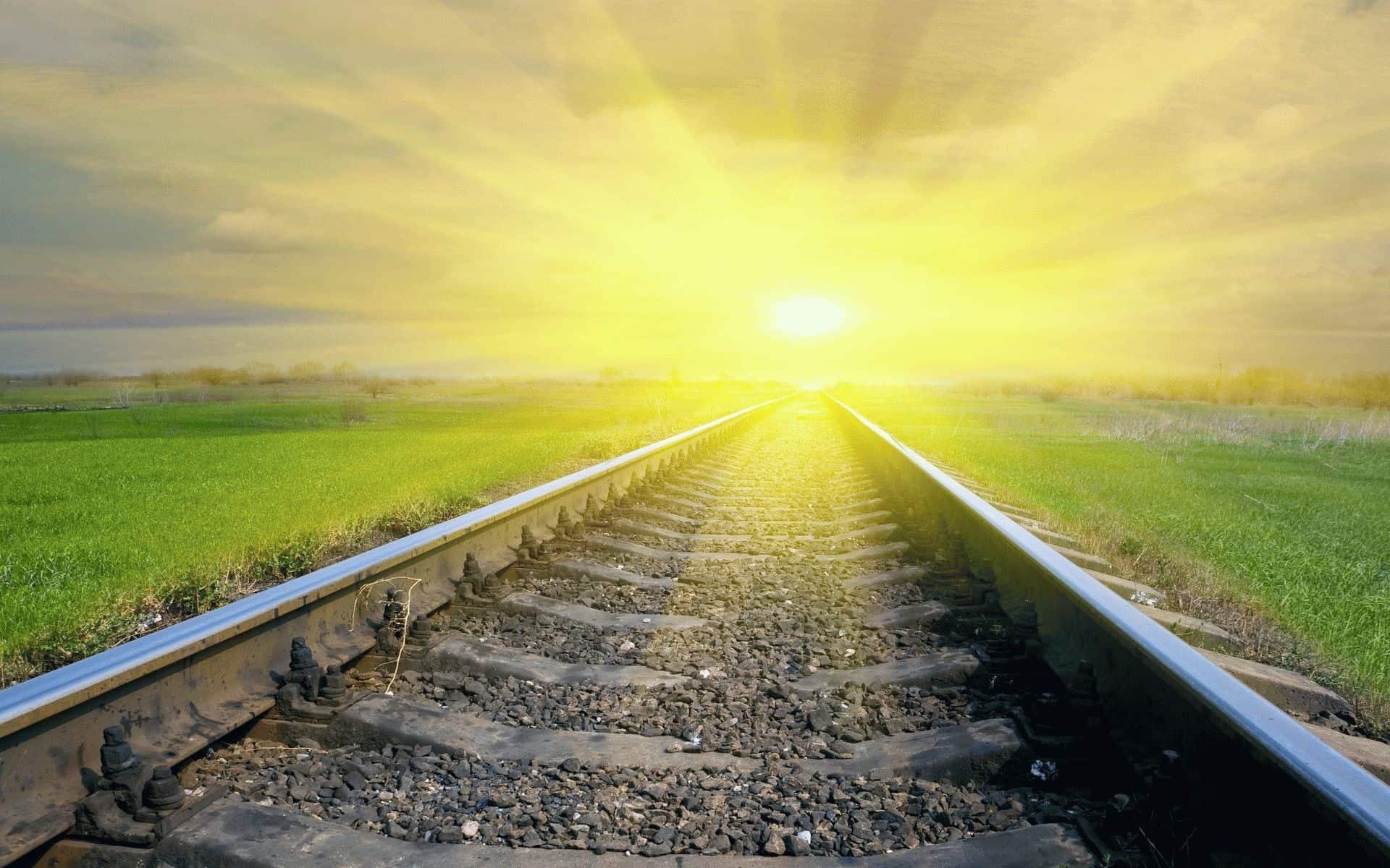 К чему снится поезда и железная дорога?