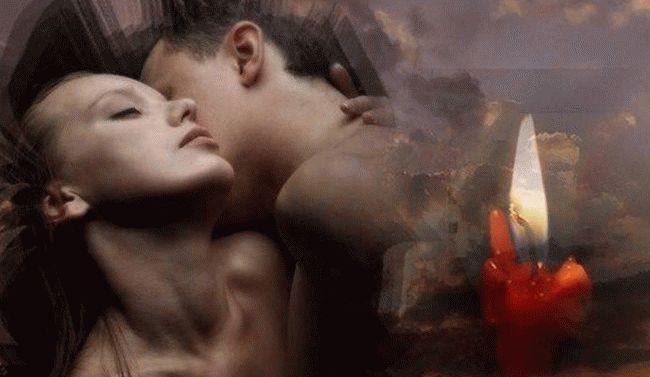 снится знакомый человек целует