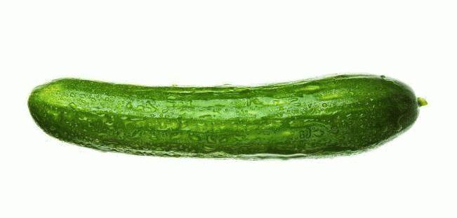 К чему снятся свежие зеленые огурцы?