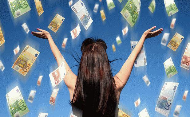 ритуал на притяжение денег