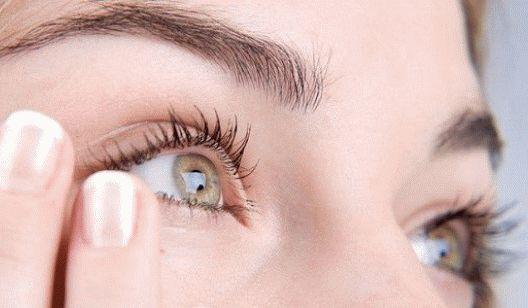 Примета: чешется правый глаз