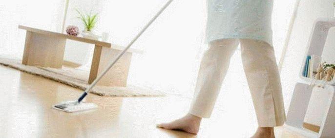 К чему снится мыть полы?