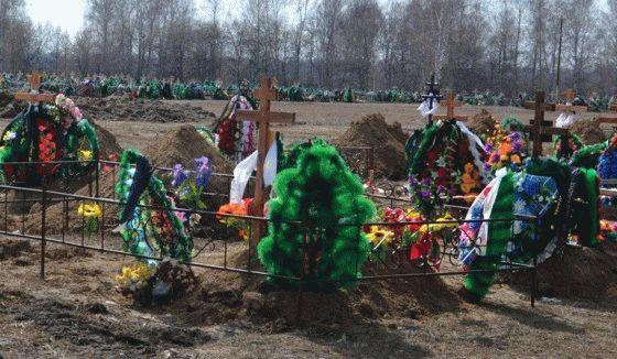 К чему снится похоронный венок?
