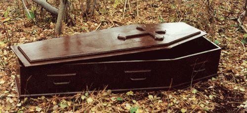 Сонник толкование снов пустой гроб застилать подушкой