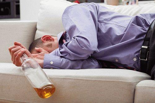К чему снится пьяный муж?