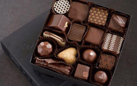К чему снятся шоколадные конфеты?