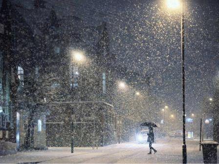 К чему снится чистый белый снег?