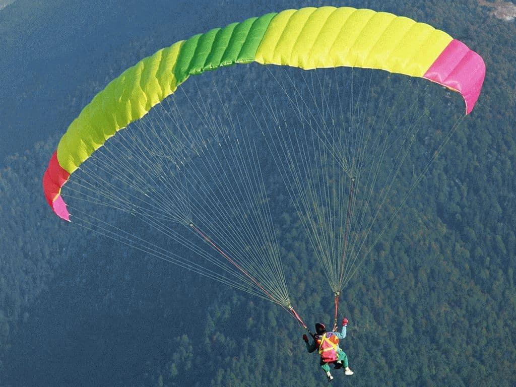 Сонник: что значит прыгать с парашютом