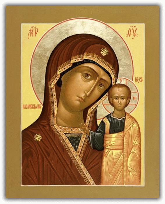 Самые сильные молитвы к иконе казанской божьей матери о помощи в жизни о замужестве детях здоровье