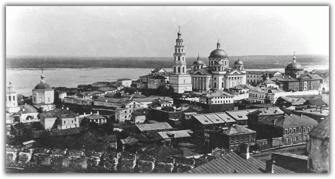 Казанско-Богородицкая обитель