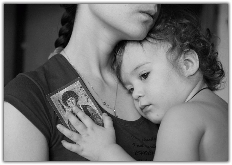 Молитва к матери