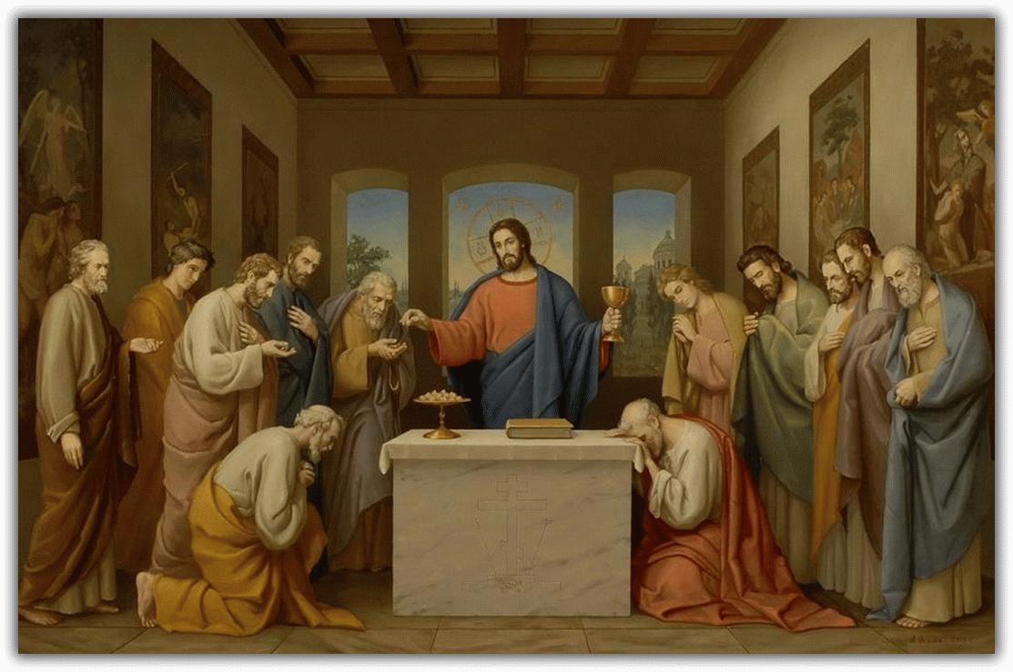 Роль Святого Причащения в жизни православного