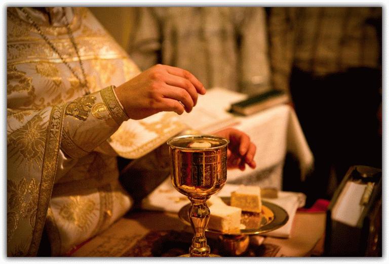 банковские для чего нужно причащаться в церкви Заработная плата обсуждается