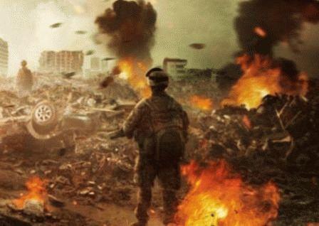 К чему девушке снится война?