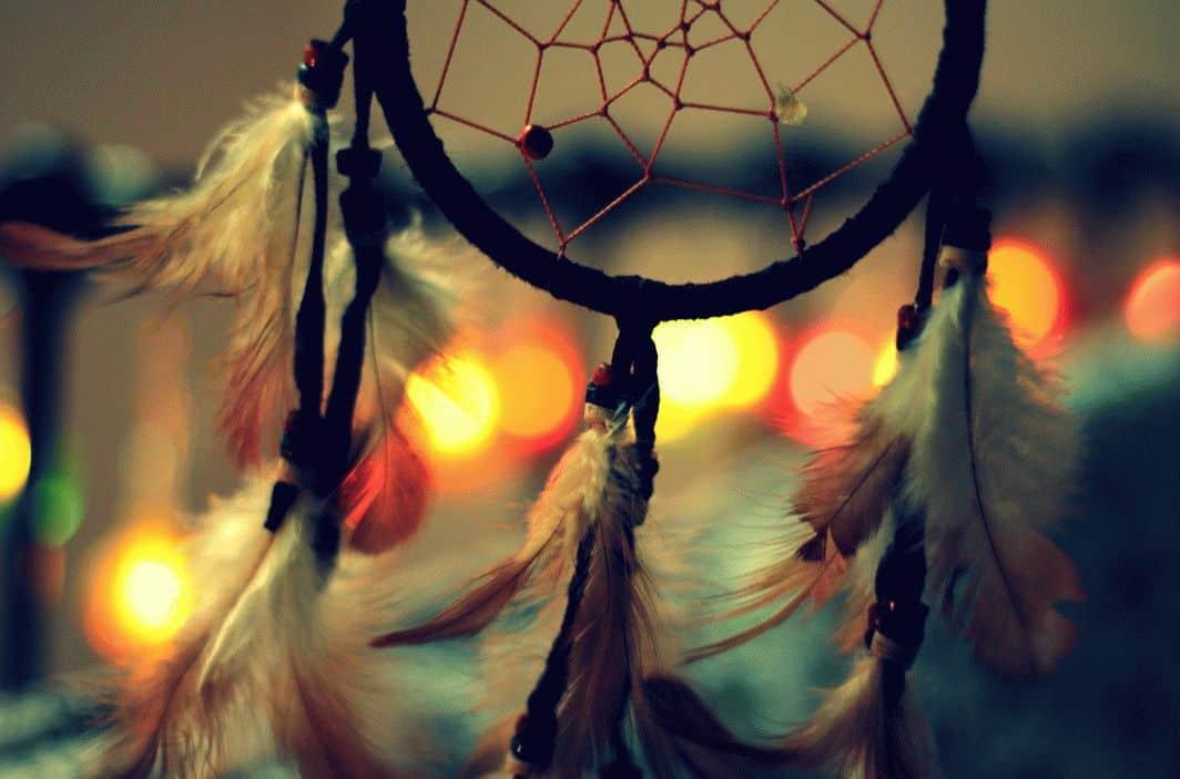 Фото ловца снов