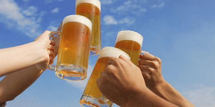 Что значит если во сне пил пиво?