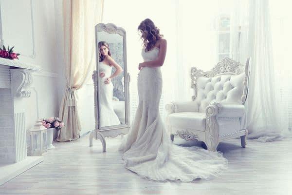 К чему снится невеста в свадебном платье?