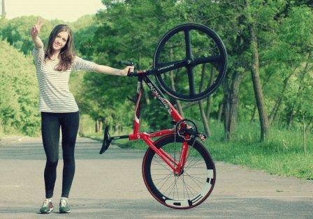 К чему снится ехать на велосипеде?