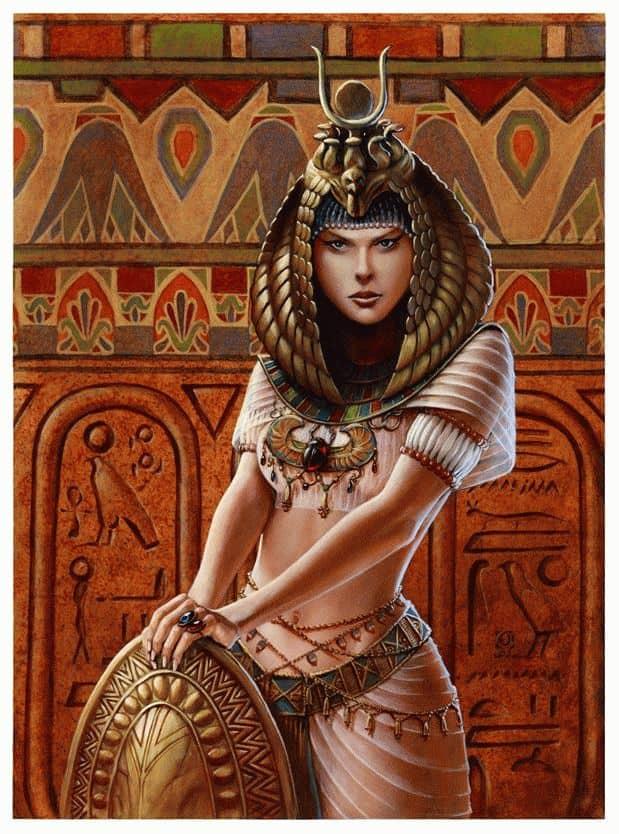 Амулеты Древнего Египта - самые популярные обереги
