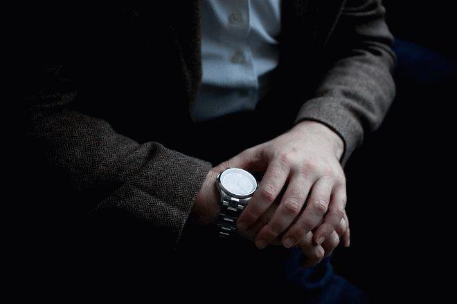 Подарок для любимого человека в виде часов
