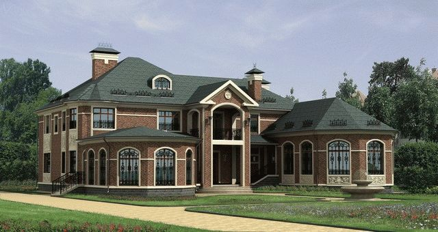 К чему снится большой дом?