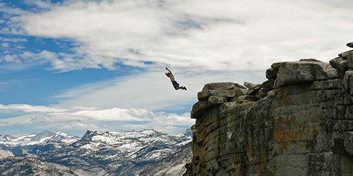 К чему снится падение с высоты