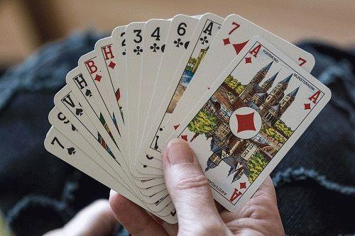К чему снятся игральные карты?