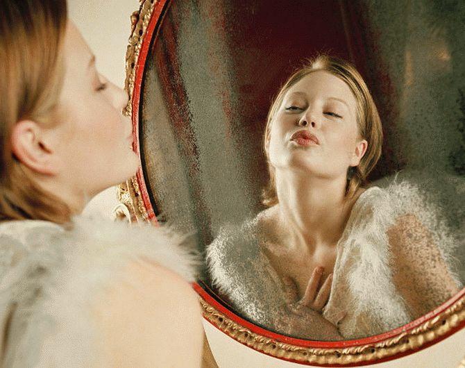 К чему снится видеть себя в зеркале?