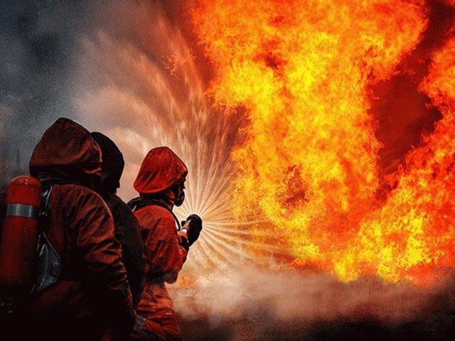 К чему снится пожар в доме?