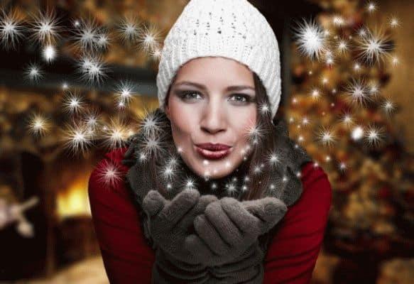 новогоднее волшебство