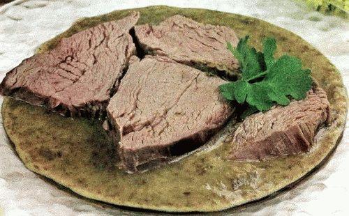 К чему снится вареное мясо?